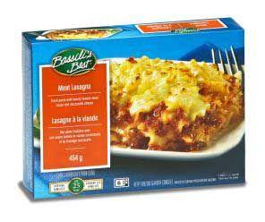 Meat Lasagna 454g