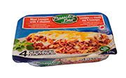 Meat Lasagna with 4 Cheeses 2.27kg
